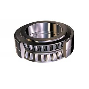 Double Seals Double Row Angular Contact Ball Bearing Without Filling Slots 3306A-2RS1